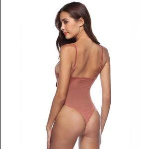Other - Medium White Bikini